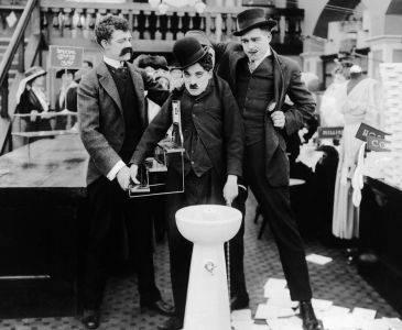 Chaplin au Festival Lumière